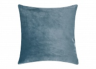 Подушка SMOOTH  50 x 50 dusty blue