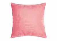 Подушка SMOOTH  60 x 60 dusty pink