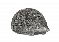Статуетка HEDGEHOG 13x8,5x6 см срібна
